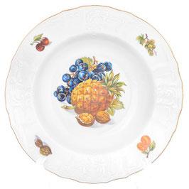 Набор глубоких тарелок Bernadotte ФРУКТЫ 23 см