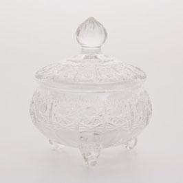 Хрустальная сахарница Bohemia Crystal 11,5 см