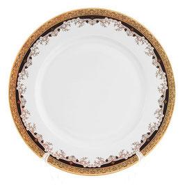Блюдо круглое Thun ЧЕРНАЯ ЛИЛИЯ 30 см