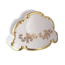 Салфетница МАРИЯ ТЕРЕЗА БЕЛАЯ Bavarian Porcelain