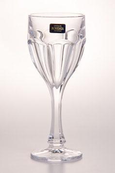 Набор бокалов  САФАРИ не декорированный Bohemia Crystal  290 мл