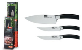 Набор ножей для стейка Fissler PASSION 3 предмета