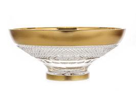 Хрустальная ваза для фруктов Bohemia Crystal ФЕЛИЦИЯ 25,5 см