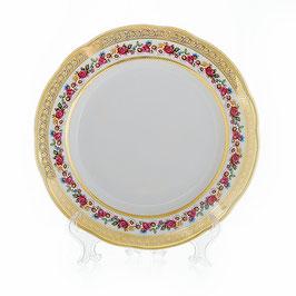 Набор подстановочных тарелок Moritz Zdekalier МЕЛКАЯ РОЗА 25 см