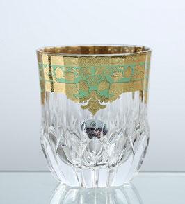 Набор стаканов для виски Astra Gold NATALIA GREEN 350 мл
