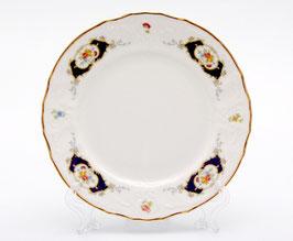 Набор закусочных тарелок СИНИЙ ГЛАЗ Bernadotte 21 см