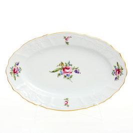 Блюдо овальное  ПОЛЕВОЙ ЦВЕТОК Bernadotte 26 см