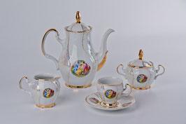 Кофейный сервиз МАДОННА Bernadotte на 6 персон 15 предметов