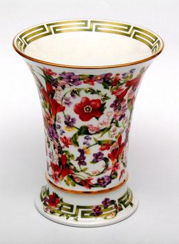Немецкий фарфор.Ваза для цветов Rosenthal ЦВЕТОЧНАЯ ФАНТАЗИЯ 22 см ( артикул МН 11175 В )