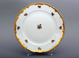 Набор постановочных тарелок Weimar РОЗА ЗОЛОТАЯ 24 см ( артикул МН 176 В )
