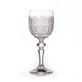 Набор хрустальных бокалов МИРЕЛЬ Bohemia Crystal 170 мл