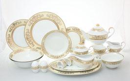 Столово-чайный сервиз Royal Classics ВИЛЕНА на 12 персон 81 предмет
