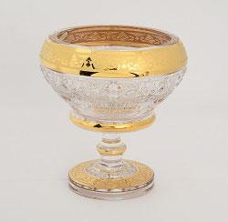Хрустальная ваза для конфет Max Crystal 15 см