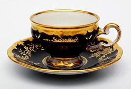 Набор для кофе мокко Weimar ЮВЕЛ СИНИЙ на 6 персон 12 предметов ( артикул МН 10676 В )