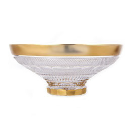 Хрустальная ваза для конфет Mclassic Mozer 15,5 см