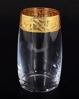 Набор стаканов КЛАУДИЯ МАХАРАДЖИ Bohemia Crystal 380 мл