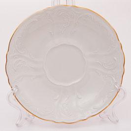 Набор блюдец Bernadotte ЗОЛОТОЙ ОБОДОК 15,5 см