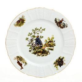 Блюдо круглое ОХОТА Bernadotte 30 см