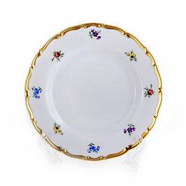 Набор закусочных тарелок Moritz Zdekalier МЕЙСЕНСКИЙ ЦВЕТОК 19 см