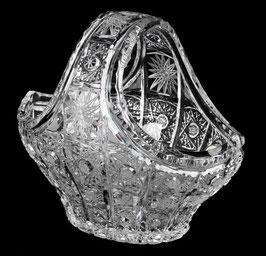 Хрустальная корзина Bohemia Crystal 15 см