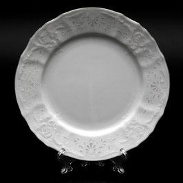 Набор закусочных тарелок Bernadotte ПЛАТИНОВЫЙ ОБОДОК 19 см