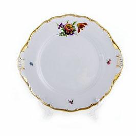 Блюдо для торта Moritz Zdekalier МЕЙСЕНСКИЙ БУКЕТ 27 см