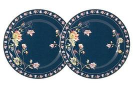 Набор закусочных тарелок Primavera ФЛОРА 2 штуки