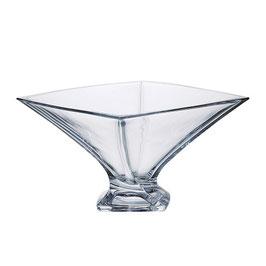 Ваза для фруктов КВАДРО Bohemia Crystal 32,5 см