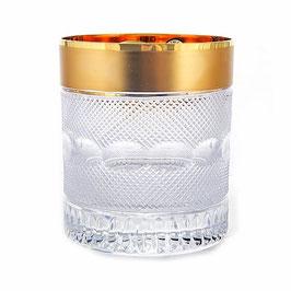 Набор хрустальных стаканов для виски Mozer 280 мл