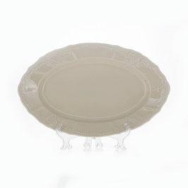 Блюдо овальное Bernadotte РЕСТОРАННЫЙ ИВОРИ 34 см