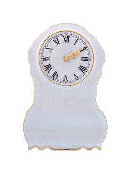 Часы каминные Bernadotte  ЗОЛОТОЙ ОБОДОК 22*15 см