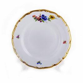 Набор закусочных тарелок Moritz Zdekalier МЕЙСЕНСКИЙ БУКЕТ 19 см