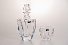 Набор для виски НЕПТУН Bohemia Crystal 7 предметов