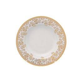 Набор глубоких тарелок Falkenporzellan SOPHIE GOLD 22 см