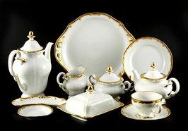 Немецкий чайный сервиз Weimar ПРЕСТИЖ на 6 персон 31 предмет ( артикул МН 9637 В )