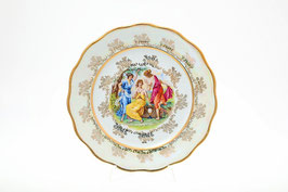 Набор подстановочных тарелок  МАДОННА ПЕРЛАМУТР Sterne Porcelan 25 см