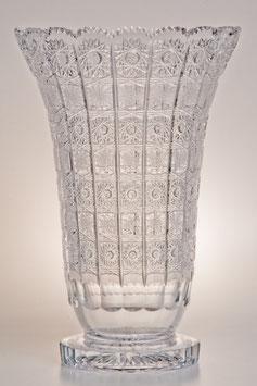 Хрустальная ваза для цветов Bohemia Crystal 35,5 см