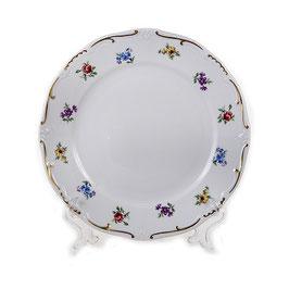 Набор подстановочных тарелок Weimar ПОЛЕВОЙ ЦВЕТОК 24 см ( артикул МН 7533 В )