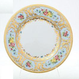 Набор подстановочных тарелок Falkenporzellan VIENNA BLUE GOLD 26,5 см