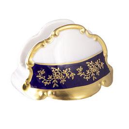 Салфетница МАРИЯ ТЕРЕЗА СИНЯЯ Bavarian Porcelain