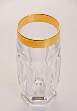 Набор стаканов CАФАРИ Голд Bohemia Crystal  300 мл