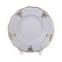 Набор глубоких тарелок Epiag АЛЯСКА ЗОЛОТОЙ УЗОР 22,5 см