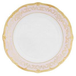 Блюдо круглое Weimar ЮВЕЛ Розовый 30 см ( артикул МН 54811 В )