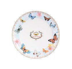 Набор подстановочных тарелок Royal БАБОЧКИ 26 см