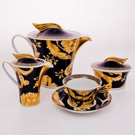 Немецкий чайный сервиз Rosenthal ВАНИТИ на 6 персон 15 предметов ( артикул МН 11564 В )