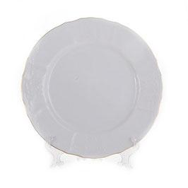 Набор закусочных тарелок Bernadotte ЗОЛОТОЙ ОБОДОК 19 см