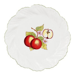 Тарелка десертная Leander  ФРУКТЫ 17 см