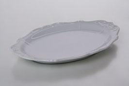 Блюдо овальное Weimar НЕДЕКОРИРОВАННОЕ 28 см ( артикул МН 19988 В )