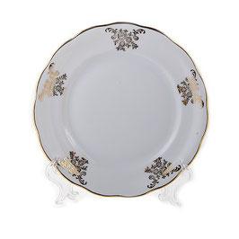 Набор десертных тарелок Epiag АЛЯСКА ЗОЛОТОЙ УЗОР 17 см