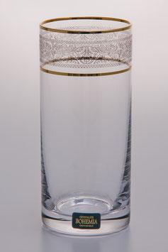 Набор стаканов КЛЕОПАТРА Bohemia Crystal 350 мл